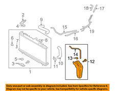 SUBARU OEM Impreza-Radiator Coolant Overflow Tank Recovery Bottle 45150AE000