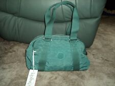 KIPLING TIANI S - EMERALD - there is no monkey with this bag