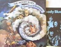 MOODY BLUES - A Question Of Balance ~ GATEFOLD VINYL LP + INSERT & BOOKLET
