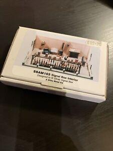 Will's Kits - Signal Box Interior OO Gauge Metal Set Boxed