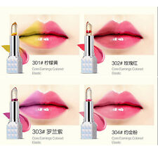 8Color Changing Moisturizer Lips Balm Transparent Flower Magic Jelly Lipsticks