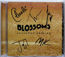BLOSSOMS * DELUXE EXTENDED EDITION * UK 22 TRK CD w/ SIGNED BOOKLET * BN&M!