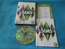 Los Sims 3 juego principal 10th Anniversary Edition PC/Mac DVD v.g.c. Rápido Post