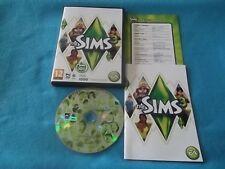 Los Sims 3 juego principal 10th Anniversary Edition PC/Mac DVD v.g.c. Rápido Post