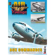 AIR Vintage N°1 - Aux commandes DC-3 (avril/mai/juin 2019)