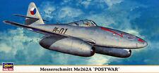 Hasegawa 00755 Messerschmitt Me262A 'Postwar' 1/72