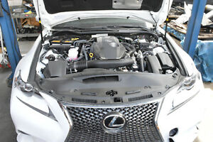 2016 LEXUS IS200T 8AR-FTS ENGINE MOTOR LONGBLOCK 2.0L TURBO 2016 2017