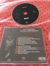 Bon Jovi Collectors Rare Cd Brother Live MTV Taratata 1996