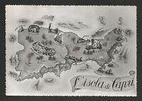 AD7065 Napoli - Provincia - L'Isola di Capri - Illustrazione