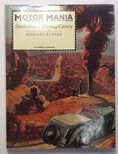 Motor Mania Stories From A Motoring Century(1996)Richard Sutton PreownedBook.com