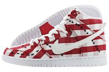 NIKE Dunk High Pro SB sz 11 Picnic Edition White Red Table Ants Summer July NEW