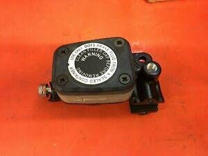 Yamaha rd250, rd350, rd400 rebuilt front master cylinder 5/8ths