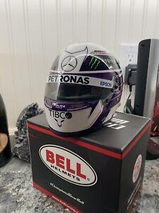 Bell Lewis Hamilton 1:2 Scale Mini Helmet 2020 shakedown DRM 1/500 Exclusive F1