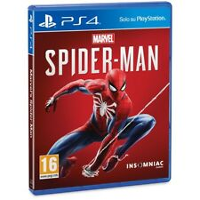 MARVEL'S SPIDER-MAN PS4 - SPIDERMAN PLAYSTATION 4 - ITALIANO - NUOVO !