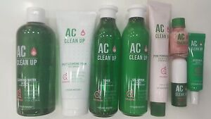 [Etude House] AC Clean Up -Toner/Lotion/Foam/Mask/Spot/Patch/Balm
