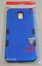 Samsung Galaxy J7 (2018)(J737P) TUFF Hybrid Protective Cover - Blue - #23C