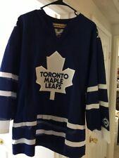 KOHO Toronto Maple Leafs Jersey NHL Hockey Size M Medium Drake