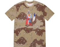 SUPREME SKELETON TEE CHOCOLATE CHIP CAMO SIZE XL BRAND NEW SS21 WEEK 1 (IN HAND)