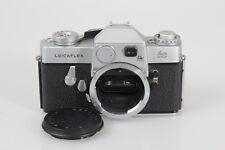 Leica Leicaflex Ernst Leitz Wetzlar chrom Top Zustand only body No. 1148355
