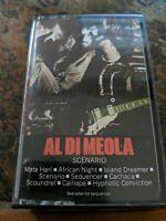 Al Di Meola – Scenario - Cassette, Stereo, Dolby System 1983 Jazz