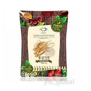 Pure 100% Korean 6 Years Red Ginseng Powder Boost Immune Energy 50g