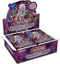 Legendary Duelists: Immortal Destiny Booster Box 1st Edition Yu-Gi-Oh!