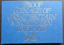 More details for 1982 royal mint proof coin set