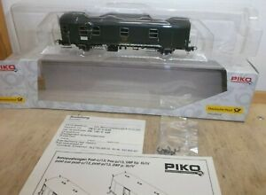 PIKO 53261 H0 post Wagon Post 2-p/13 Der Dbp Epoch IV New Original Packaging