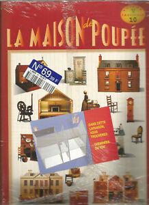 LA MAISON DE POUPEE - DELPRADO - N°69 - CHEMINEES DU TOIT
