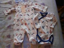 pyjama  CATIMINI  neuf 6 mois  +body