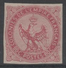 """COLONIES FRANCAISES STAMP TIMBRE N° 6 """" AIGLE IMPERIAL 80c ROSE"""" NEUF x TTB K505"""