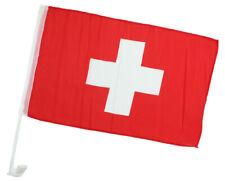 Autofahne Schweiz Weltmeisterschaft WM2018 ca 45 x 30 cm