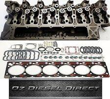 6BT New Complete Cylinder Head + Gasket kit for Cummins 6BT 6BTA 6BTAA