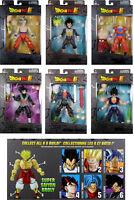 Dragon Ball Stars Series 7 & 8 Set ~ Goku Black, Future Trunks, Super Broly BAF