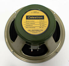 "Celestion Heritage G12H 12"" 30-Watt Replacement Guitar Speaker 8 Ohm"