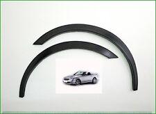 Mercedes-Benz SLK R170 Noir Mat Extensions D'aile 2AV ou 2AR Année 1996-2004