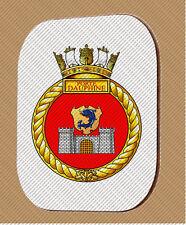HMCS PORTE DAUPHINE COASTER ROYAL CANADIAN NAVY