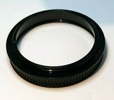 Plastic Ring 55mm to 56mm step-up for  Lens Hood Shade incomplete