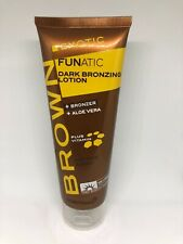 Tannymaxx Brown Exotic Funatic Dark Bronzing Lotion Selbstbräuner, 125ml