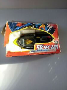 Battle of the Planets  Skycar/Condor Attacker Rare toy by POPY / Mattel '80s.