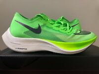 best service a6cda 1168d Nike ZoomX Vaporfly NEXT% Electric Green Black 6.5-12 AO4568-300 100%