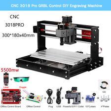 5500mw Graveur Upgrade Version CNC 3018 Pro GRBL Steuerung CNC Maschine 3 Achsen