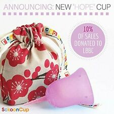 SckoonCup - the Softest and Most Advanced Menstrual Cup - HOPE Size 1