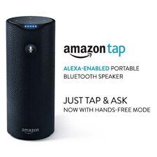 New Amazon Echo Tap 360 Wireless Alexa Enabled Portable Bluetooth Speaker Black