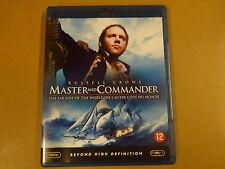 BLU-RAY / MASTER AND COMMANDER - THE FAR SIDE OF THE WORLD / DE L'AUTRE COTE...