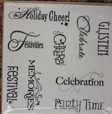 Creative Memories 8 x 8 Vellum Celebration Specialty Paper NEW