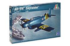 Italeri 2757 1/48 Scale Model Attack Aircraft Kit Douglas A-1 AD-4W Skyraider