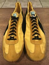 Vintage Puma 9190 Sneakers Men's Size 16 Made In West Germany