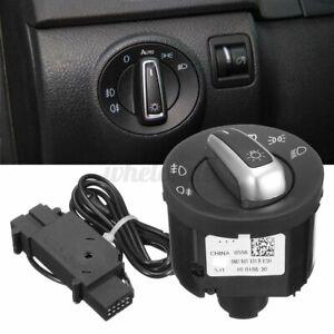 AUTO HEADLIGHT SWITCH SENSOR FOR VW GOLF JETTA MK5 MK6 GTI PASSAT B6 B7 TIGUAN