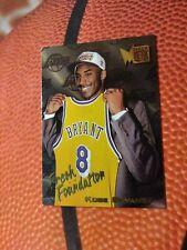 1996 FLEER METAL #137 KOBE BRYANT ROOKIE CARD-LA.Lakers: HOF Bound!! A-1 Mamba